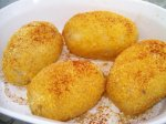 Browned Paprika Potatoes
