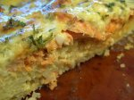 Red Salmon Pie