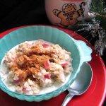Luscious Oaty Porridge