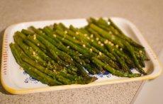 Refreshing Lemon Asparagus