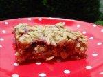 Raspberry Scottish Shortbread ( Vegan!)