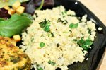 Couscous With Herbs and Lemon