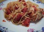 Italian Inn Chicken Cacciatore