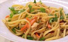 Asian Summer Pasta Salad