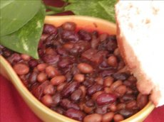 Spontaneous Baked Beans