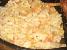 Com Sot Ca Chua - Vietnamese Tomato Rice