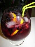 Blackberry Soft Drink -Non Alcoholic