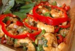 Easy Thai Coconut Shrimp and Rice
