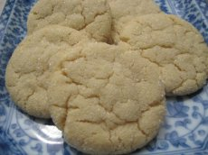 Mom's Amish Sugar Cookies