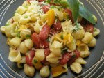 Lemon and Hot! Pasta Salad With Kidney or Cannellinni Beans
