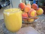 Chef Joey's Vegan Coconut Peach Smoothie