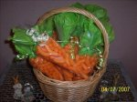 Easy Easter Carrots (Peter Rabbit's Carrots)