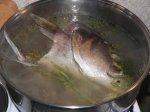 Croatian Boiled Fish (And Soup)
