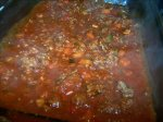 Rich Thick Meat Sauce for a Crowd!