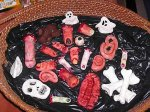 Halloween Scary Decorative Props
