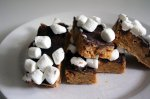 Ultimate Fudgy Rocky Road Brownies