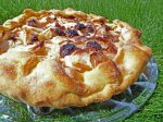 Toffee Apple Tart Rustica