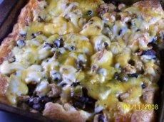 Black Bean Chicken Fiesta Bake