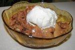 Butterscotch Apple Crisp (Crock Pot)