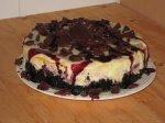 Cheesecake Factory White Chocolate Raspberry Truffle Cheesecake