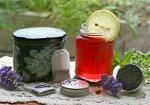 Victorian Farmhouse Iced Tea
