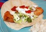 Fish Tacos - Baja Style