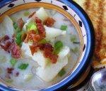 Potato & Bacon Soup - Weight Watchers (Ww)