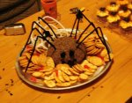 Cheese Ball - Great for Halloween