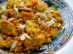 Kashmiri Chicken, Cardamom and Saffron Pilau: Spiced Indian Rice