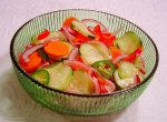 Quick & Easythai Style Vegetable Pickle