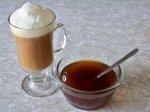 Hazelnut Sugar Syrup