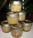 Honey-Pear Preserves With Ginger