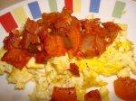 Gramma Mac's Huevos Rancheros