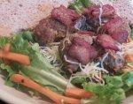 Thai Turkey Burger-Weight Watchers 5 Points