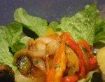 Mediterranean Mixed Pepper Salad