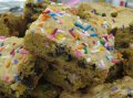 Cheryl's Bar Cookies (From a White Cake Mix) - Weight Watchers=4