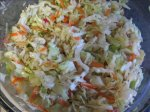 7 Day Coleslaw (Lite eating)