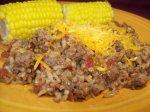 Susan's Favorite Beef Enchilada Rice
