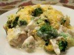 Chicken Broccoli Cheesy Casserole
