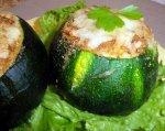 Yaya's Stuffed Zucchini Bake