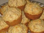 Magnolia Bakery's Oatmeal Muffins.