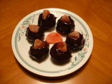 Gluten-Free Glistening Brownie Bombes