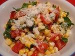 Summer Tomato-Corn Salsa Cruda (Raw Sauce) for Pasta