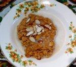 Pumpkin Pie Oatmeal (Clean Eating)