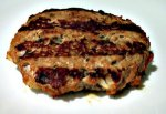 Grilled Asian Turkey Burgers