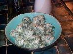 Gnocchi Di Ricotta E Spinaci (Ricotta and Spinach Gnocchi )