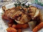 Honey Mustard Chicken With Roast Vegetables Ww Aust. 5.5 Pnts