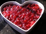 Cranberry Pear Sauce (Light Recipe)