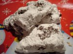 Marshmallow Fudge Cookies