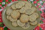 Milk Chocolate Florentine Cookies (Faster Nestle Version)
